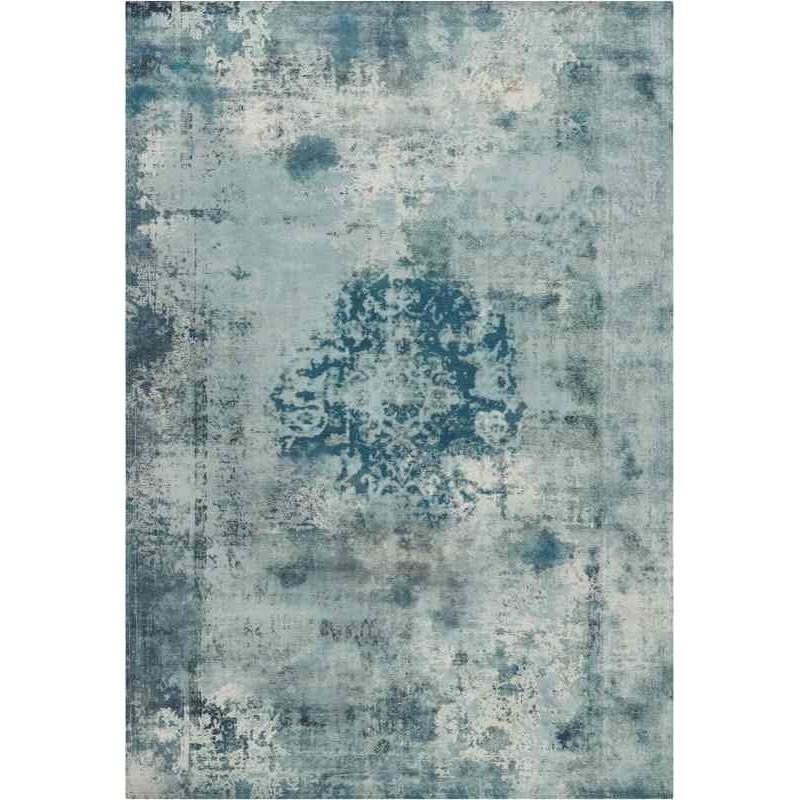 tappeto Arte Espina Vintage 8403 petrolio