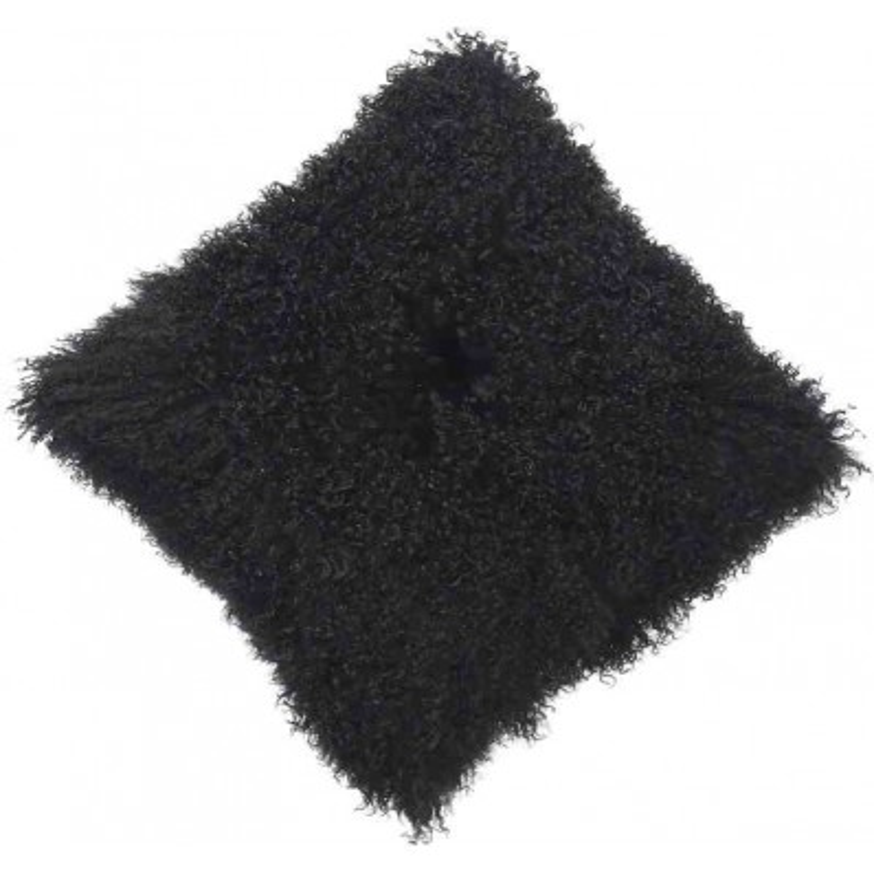 Tappeto Sitap Cuscino Tibet Black