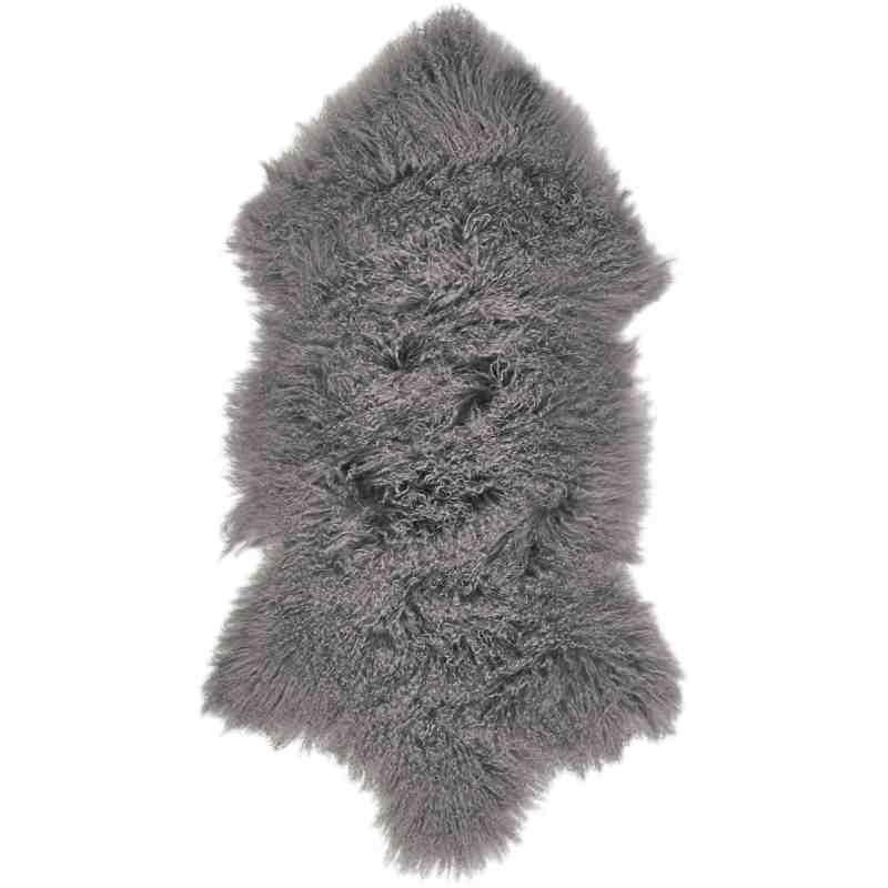 Tappeto Sitap Pelle Tibet Grey