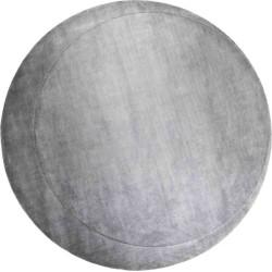 Tappeto Sitap Moon Grey Rotondo