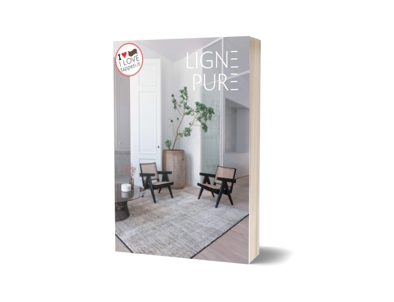 catalogoe rugs and carptes by Ligne Pure