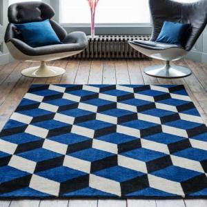 tappeti moderni con design contemporaneo